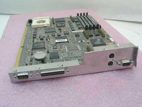 Compaq 486 System Board W/ IO Faceplate (003910-012)