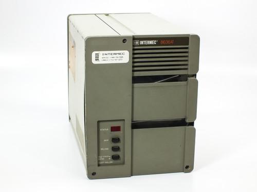 Intermec 8636AT Thermal Label Printer - No Print Head - As Is / Parts Unit