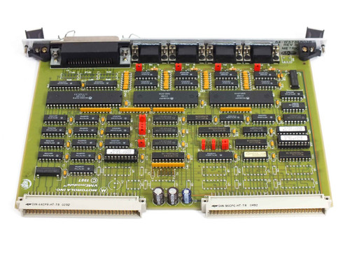 Motorola 01-W3530B MVME335 VMEmodule 4-Channel Serial and Parallel System Board