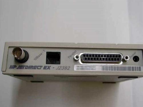 HP J2382-60003 JetDirect EX Extenal BNC/RJ45 Print Server
