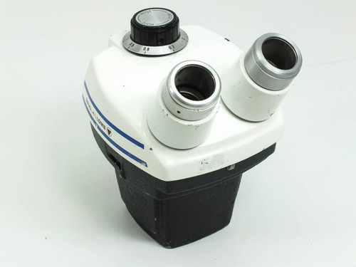 Bausch & Lomb StereoZoom 4 0.7x - 3.0x Stereo Microscope Head without Objective