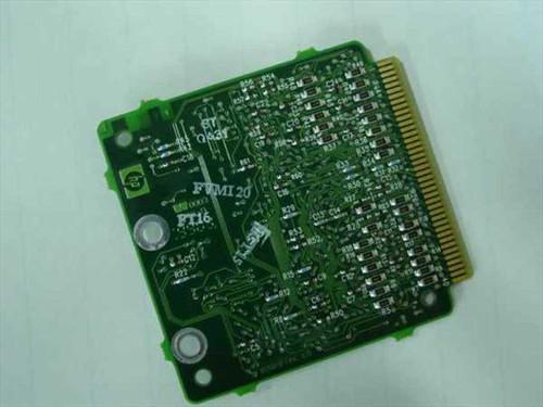 HP PCBA SCSI CARD 40 Pin (5064-5827)