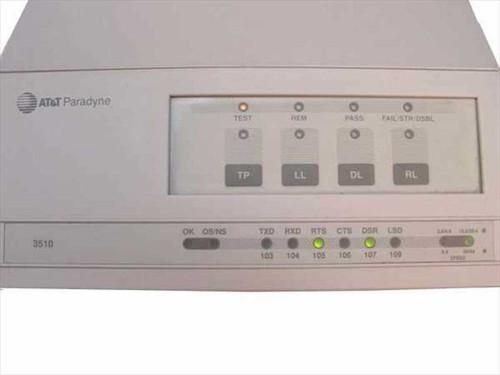 AT&T Paradyne 3510 DSU Modem (3510-A1-001)