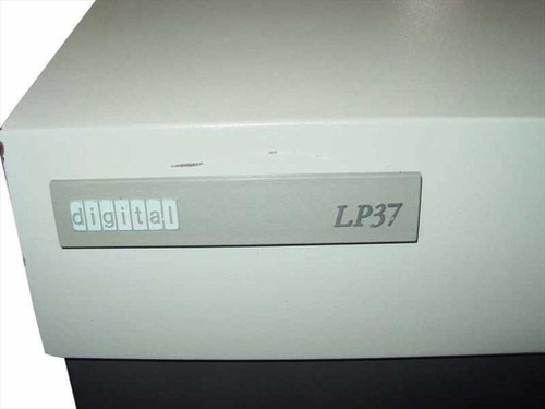 DEC 1200 LPM Line Printer with 2582 Print Hours LP37-AA