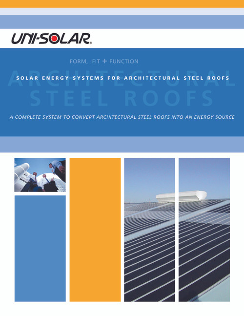 Uni-Solar PVL-116 UL LISTED 116W 24V Flexible Amorphous Solar Panel MC3 Cables