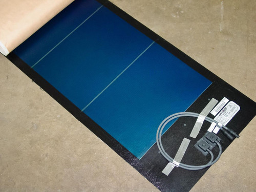Uni-Solar PVL-116T 116 Watt 24 Volt Brand New Flexible Amorphous Solar Panel