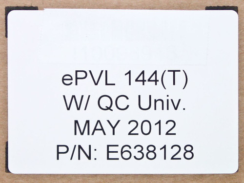 Uni-Solar ePVL-144T  4,320 Watt Carton of 30 144 Watt Brand New PowerBond Solar Panels