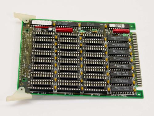 Pacific Data Products 12186 1MB Memory Upgrade Board LaserJet IIP/III/IIID/IIIP