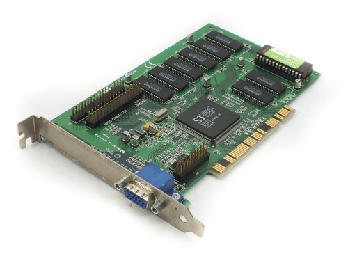 Diamond 23033220-405 PCI Video Card 4MB - Stealth 3D 2000 S3 Virge 86C325 N1C3BD