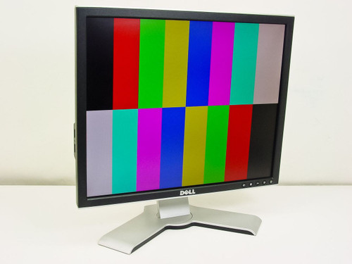 "Dell DC323 19"" LCD Flat Panel Monitor with VGA & DVI - 1107FPt Active Matrix TFT"