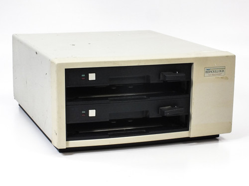 "iomega A220H-APLS Bernoulli Box Dual 8.25"" Alpha-20H Vintage Drives Macintosh"