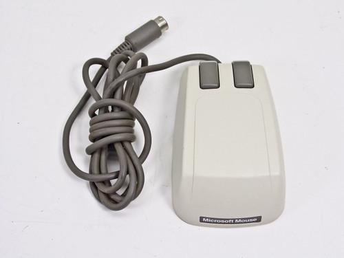 Microsoft Mouse  Original 2 Button InPort Bus Mouse - Rare