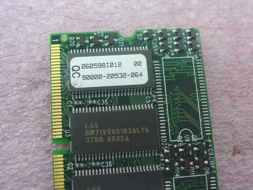 Generic 64MB Toshiba Laptop Memory GM71VS65163ALT5 (Name Brand)