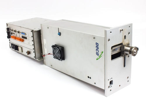 AECO CDIS-C DVD5 Mini 1.5 DVD Testing Machine