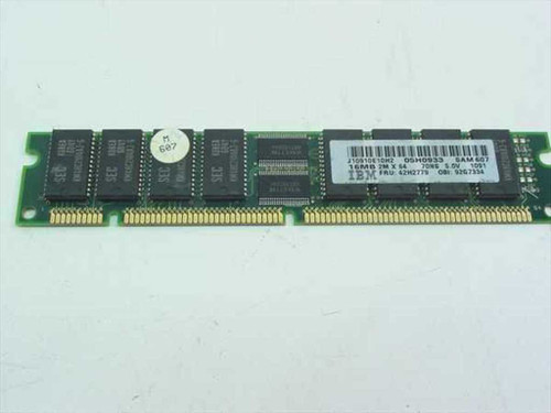 Intergraph 128MB 32X72 100 MHz SDRAM Memory (PC100-222-622R)