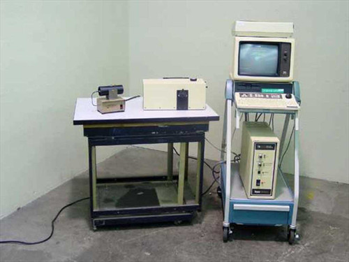 Tracor Northern TN-6500 Spectrometer Rapid Spectral Analysis System - As Is