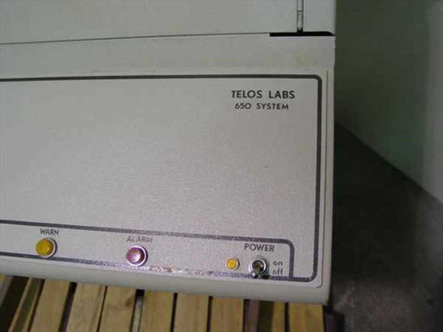 Telos Labs Gas Analyzer 650 System