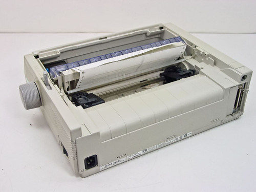 Okidata Microline 320 Turbo Dot Matrix Printer GE7000A - Parallel Port - AS IS