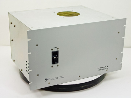 Plasma Therm HFS-500E  13.56 MHz RF Generator Rackmount RF Generator 500 Watt
