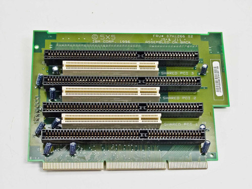 IBM 07H1267 PCI/ISA Riser Card PC350/750