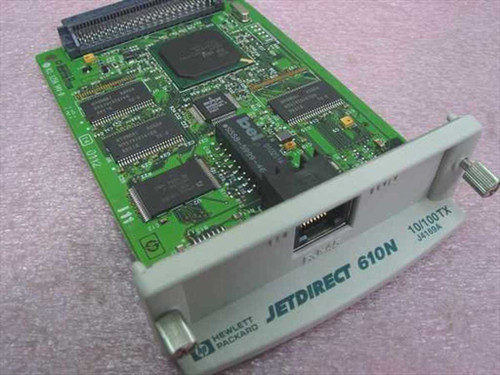 HP JetDirect 610N - 10/100TX - J4169A (J4169-60013)