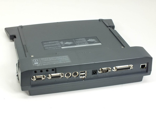 Toshiba PA2724U Tecra 8000 Port Replicator for Laptop Computers