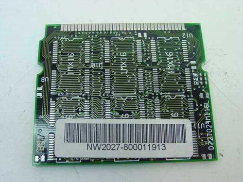 Kingston 8MB Toshiba Laptop Memory KTT-2100/8