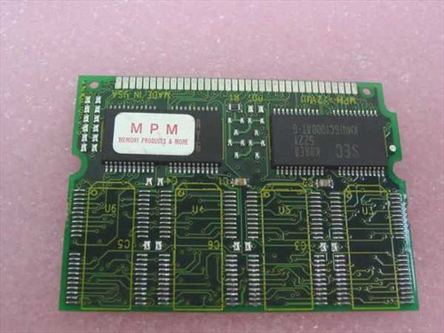 Toshiba PA2026U 4MB Toshiba Laptop Memory T2130CT Compatible