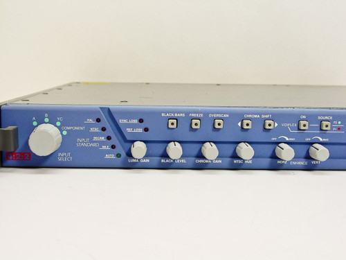 Snell & Wilcox TBS24  4 2 2 TBC Syncroniser - As Is No Power