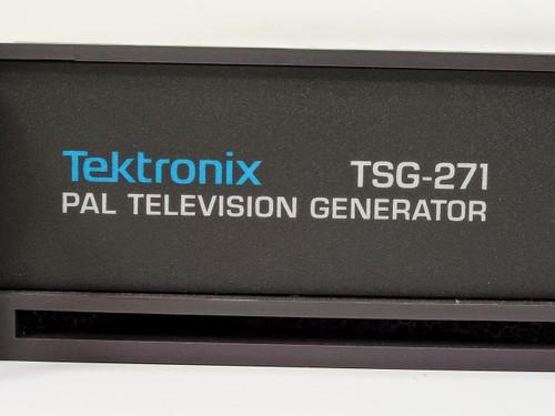 Tektronix TSG-271  PAL Television Generator