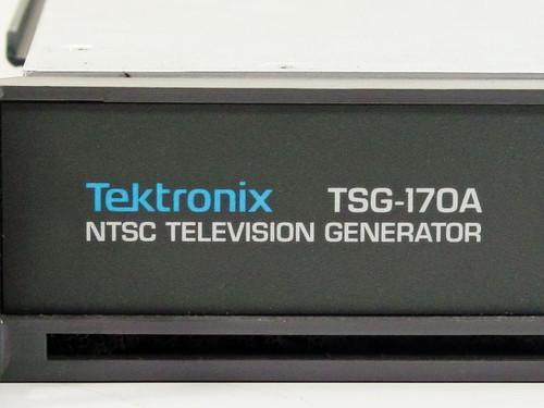 Tektronix TSG-170A  NTSC Television Generator