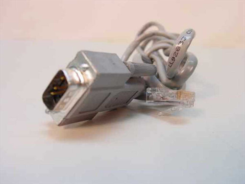 Cable Communication Cable RJ45 Network to DB9 (Serial)