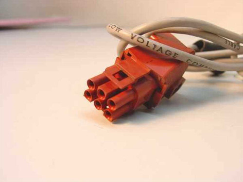 Cable 4 Pin to 6 Pin POS Proprietary Cable (6 Foot)