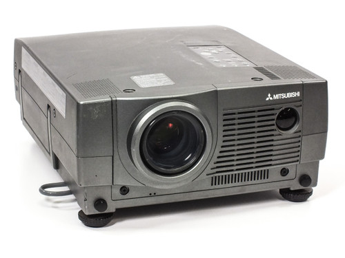 Mitsubishi LVP-X390U 2200 Lumen LCD Projector 1024 x 768 - Tested GOOD - NO BULB