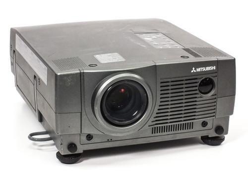 Mitsubishi LVP-X390U 2200 Lumen LCD Projector 1024 x 768 - Tested GOOD - NO BULB
