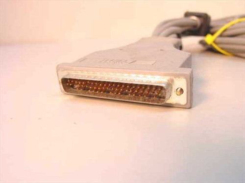 Breakout DB50 Computer Cable with 7 Qty DB25 Female Connectors