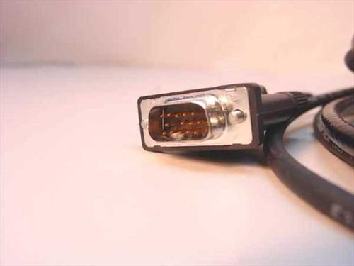 Compaq KVM Cable Set DB15 & 169960-002 PS2 Cables (169961-001)