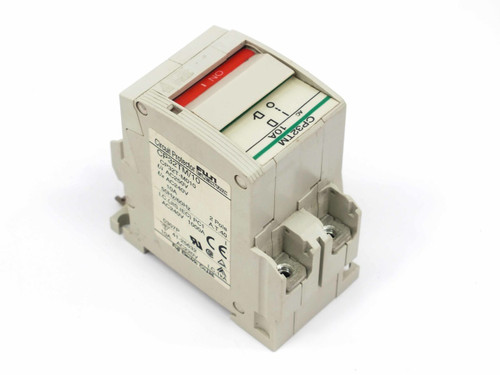 Fuji Electric CP32TM/10 Circuit Protector / Breaker 10 Amp 2-Pole CP32T-M010