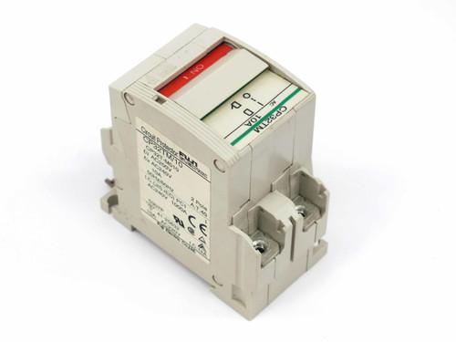 Fuji Electric CP32TM/10 Circuit Protector / Breaker 10 Amp 2-Pole CP32T-M010
