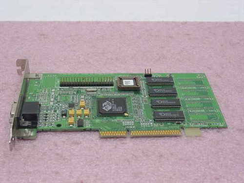 ATI 109-46200-00 AGP Video Card 3D Rage Pro 6MB