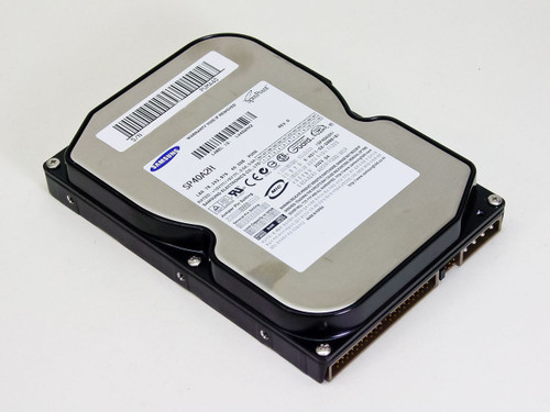"Samsung SP40A2H  40.0GB 3.5"" IDE Hard Drive SpinPoint UDMA100"