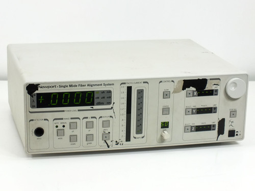Newport Orion-CM 3-Axis Single Mode Fiber Alignment System Controller