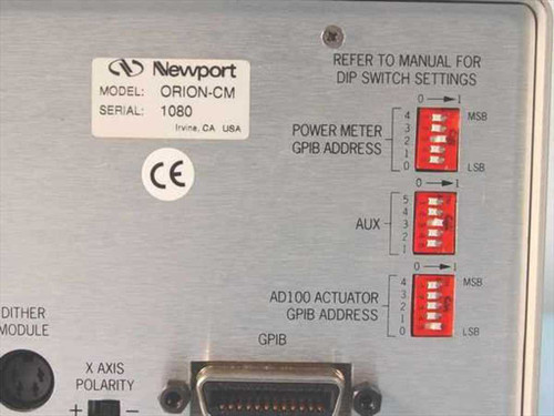 Newport Single Mode Fiber Alignment System Controller (Orion-CM)