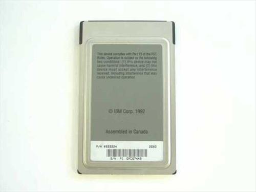 Olicom GoCard Token-Ring (OC-3221)