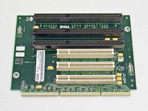 Dell 82277 Riser Card with 3x 16-Bit ISA and 3x PCI Slots - Optiplex