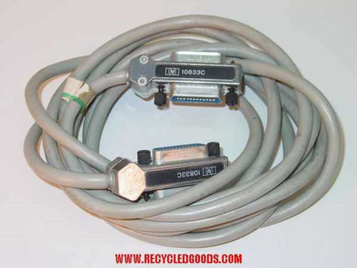 HP 10833C HPIB Cable 13'