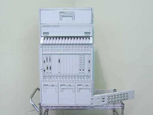 Nortel Passport 6480 Multiservice Edge Switch System DC Power - AS IS