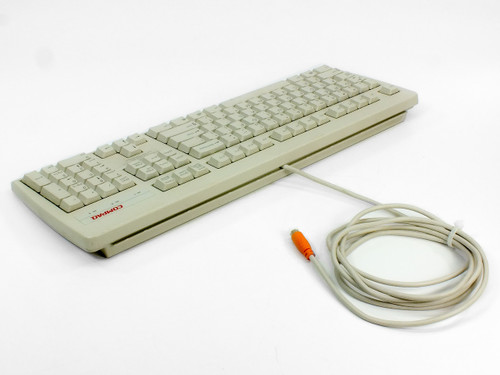 Compaq PS/2 Keyboard Deskpro 104 Enhanced  123141-001
