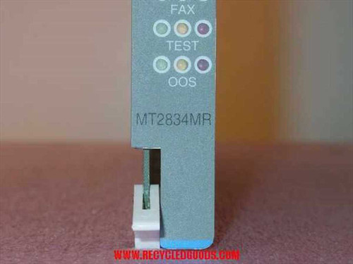 MultiTech 33.6K MultiModem 3 modem 2/4LL CC4800 (MT2834MR)
