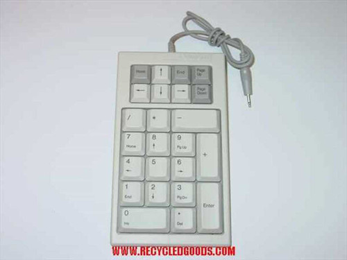 Compaq LITE NUMERIC NOTEBOOK KY PADS  117399-001